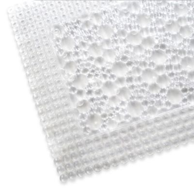 Fuse Bath Mat in Clear