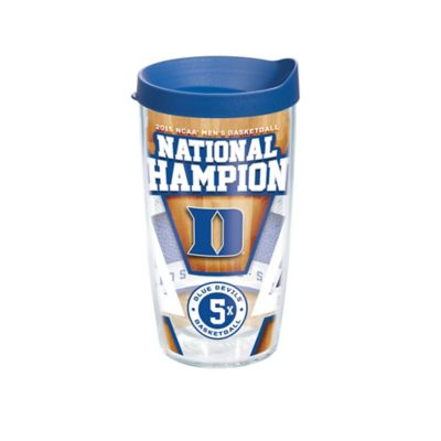 Tervis® Duke University 2015 NCAA National Champions 16 oz. Tumbler with Lid