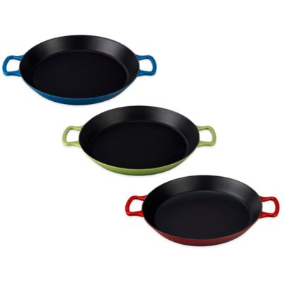 Le Creuset® 13.5-Inch Paella Pan in Cherry