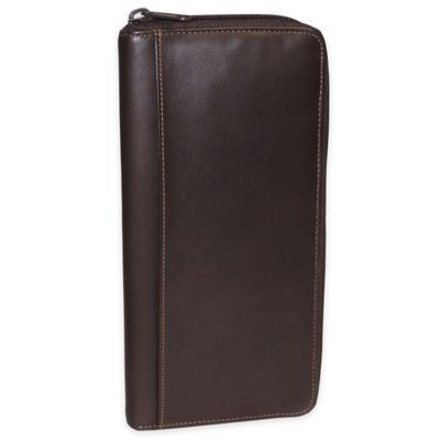 Leather Travel Organizer Passport