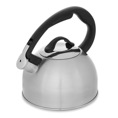 Chantal® 2 qt. Stainless Steel Rise Tea Kettle