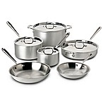 All-Clad Master Chef II Cookware Collection