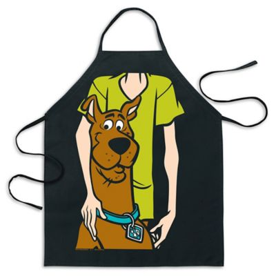 ICUP Scooby Doo Shaggy Be The Character Apron in Black