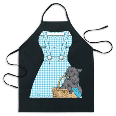 ICUP Wizard of Oz™ Dorothy Be The Character Apron in Black