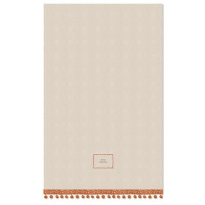 Orange Cotton Kitchen Towels