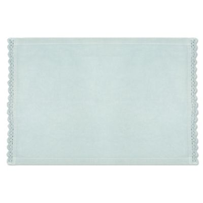Heritage Lace® Newport Placemat in Aqua