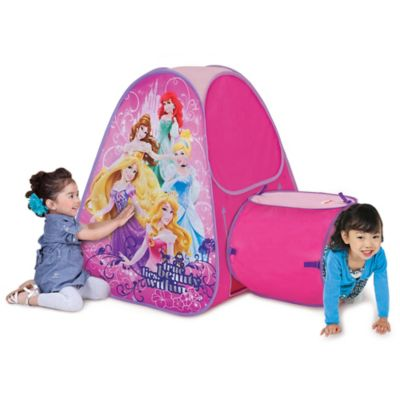 Disney® Princess Hide About Play Tent with Tunnel