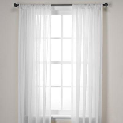 95 White Window Panel