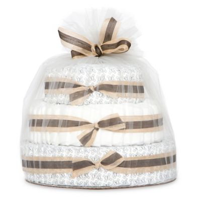 Honest® Large Diaper Cake Baby Gift Sets