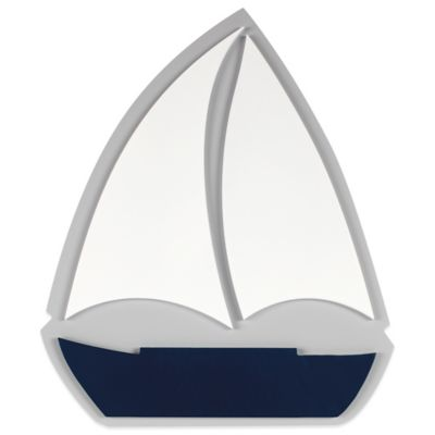 Nautica Kids® Mix & Match Sailboat Wall Décor
