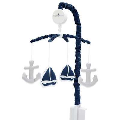 Nautica Baby Room Decor
