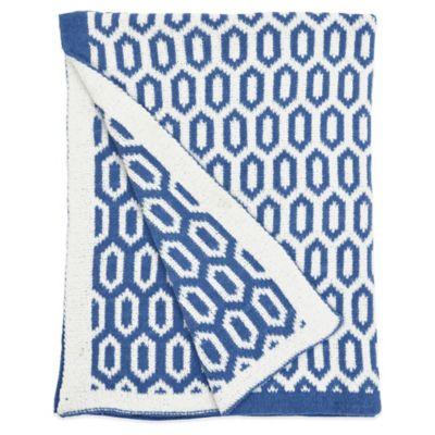Petit Nest™ Micha Ikat Chenille Blanket