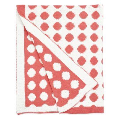 Petit Nest™ Chloe Punch Dot Chenille Blanket