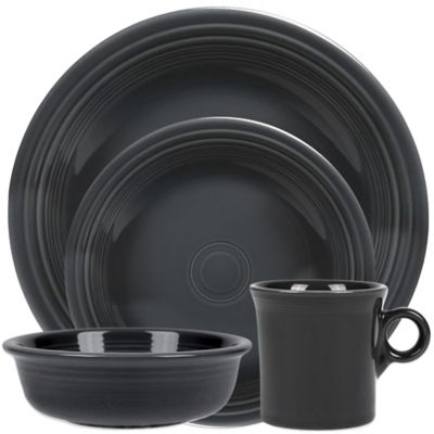 Fiesta® 4-Piece Place Setting in Slate