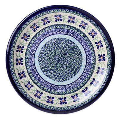Pottery Avenue Dinner Plate