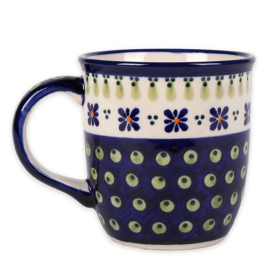 Pottery Avenue Drops of Joy Mug