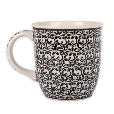 Mug in Black/White