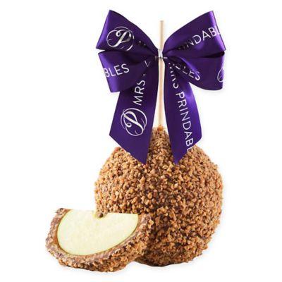 Mrs. Prindable's Milk Chocolate Toffee Walnut Jumbo Caramel Apple