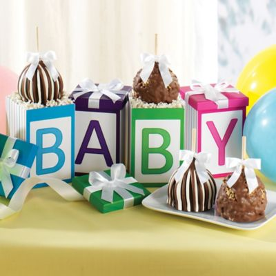 Mrs. Prindable's New Baby Petite Caramel Apple Gift Set