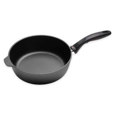 Swiss Diamond® 3.8 qt. Nonstick Sauté Pan with Lid