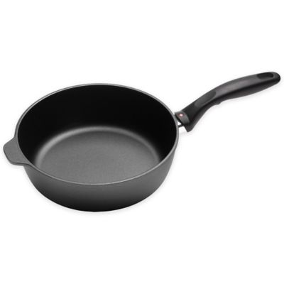 Swiss Diamond® 3.8 qt. Induction Nonstick Sauté Pan with Lid