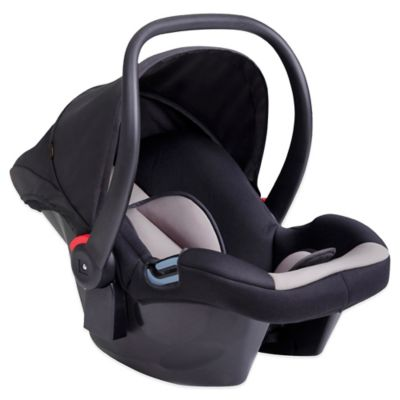 Mountain Buggy® Protect™ Infant Car Seat with Latch Base in Black