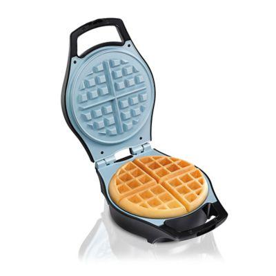 Hamilton Beach® Durathon Ceramic Mess-Free Waffle Maker