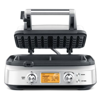 Breville® The Smart Waffle™ Pro 2 Slice