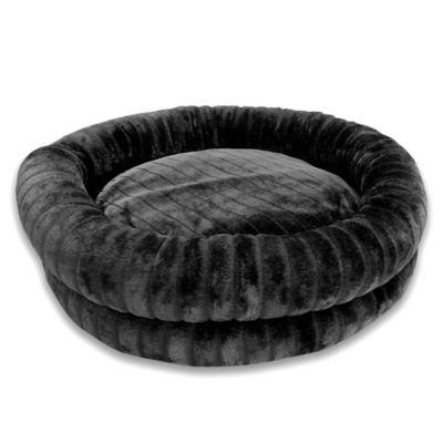 Black Cuddler Bed