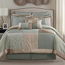 Comforters - Black & White Comforters, Bed Comforter Sets ... |Deluca Comforter Set