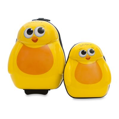 Chick 2-Piece Kids Trolley Luggage Set