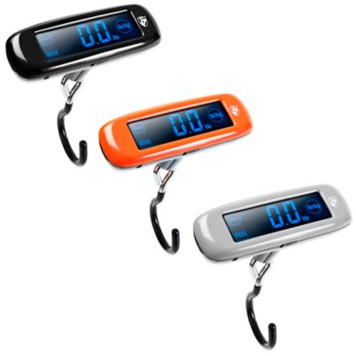 Heys® xScale® Touch Portable Luggage Scale in Black