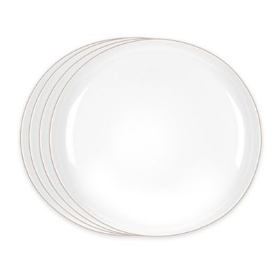 Portmeirion® Ambiance Salad Plates in Stone (Set of 4)