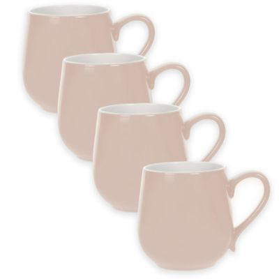 Portmeirion® Ambiance Mugs in Stone (Set of 4)