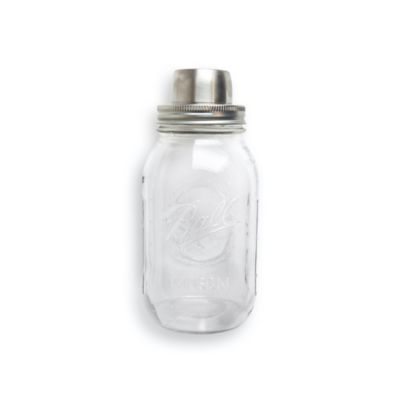 The Mason Shaker Glass Cocktail Shaker