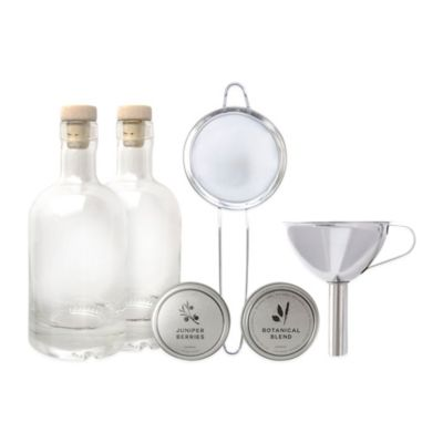 The Mason Shaker Homemade Gin Kit