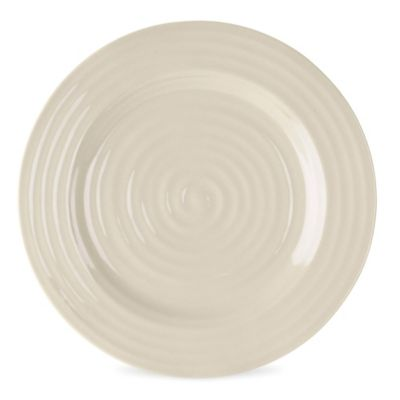Sophie Conran for Portmeirion Dinner Plate in Pebble