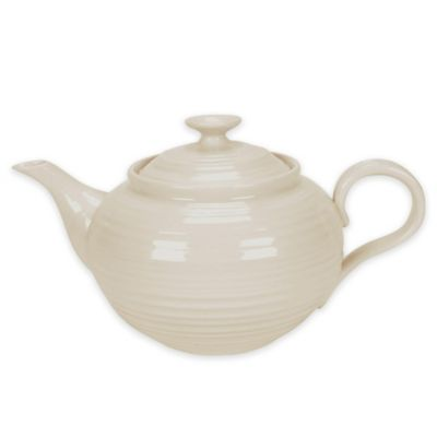 Sophie Conran for Portmeirion® Teapot in Pebble