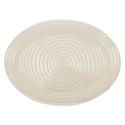 Sophie Conran for Portmeirion Large Oval Platter in Pebble