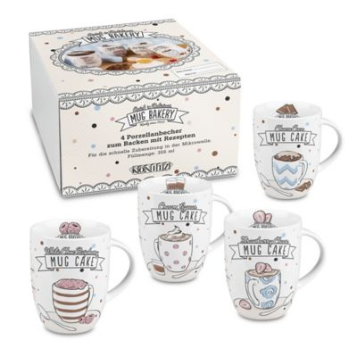 Waechtersbach Konitz Mug Bakery Set (Set of 4)