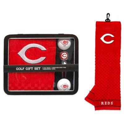 MLB Cincinnati Reds Golf Ball Gift Set