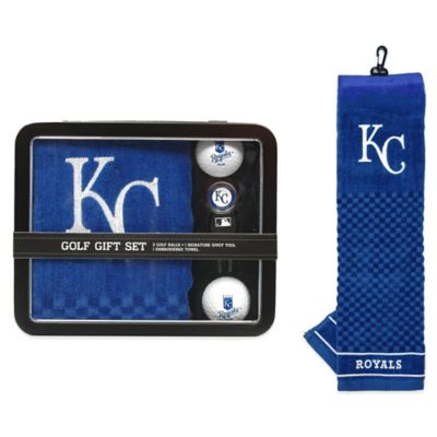 MLB Kansas City Royals Golf Ball Gift Set