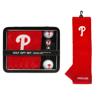 MLB Philadelphia Phillies Golf Ball Gift Set