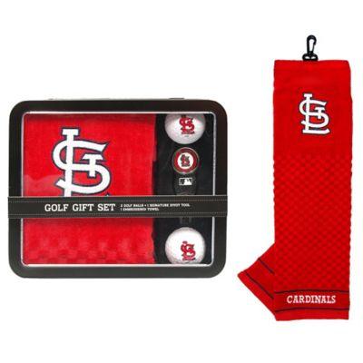 MLB St. Louis Cardinals Golf Ball Gift Set