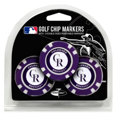 MLB Ball Markers
