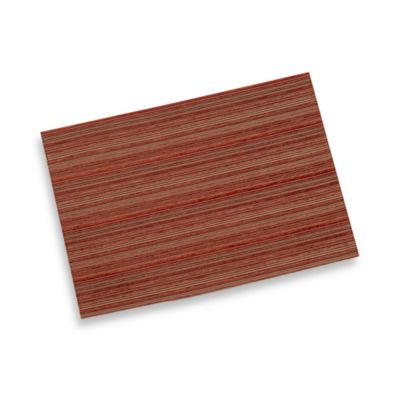 Zania Placemat in Red