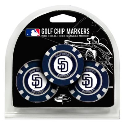 San Diego Chargers Golf Chip Ball Markers