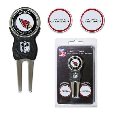 NFL Arizona Cardinals Divot Tool with Markers Pack