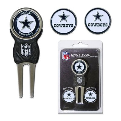 NFL Dallas Cowboys Divot Tool with Markers Pack
