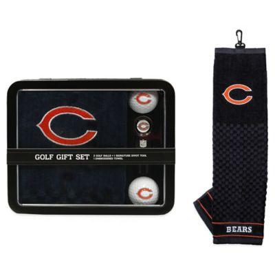 NFL Chicago Bears Golf Ball Gift Set